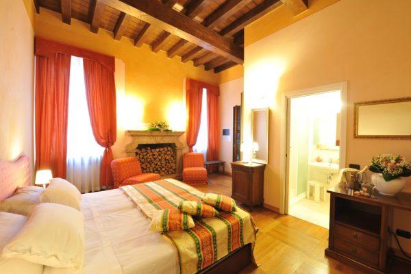 Camere hotel Villa Cariola