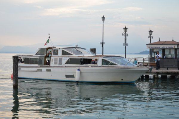 Mini tour in barca del Lago