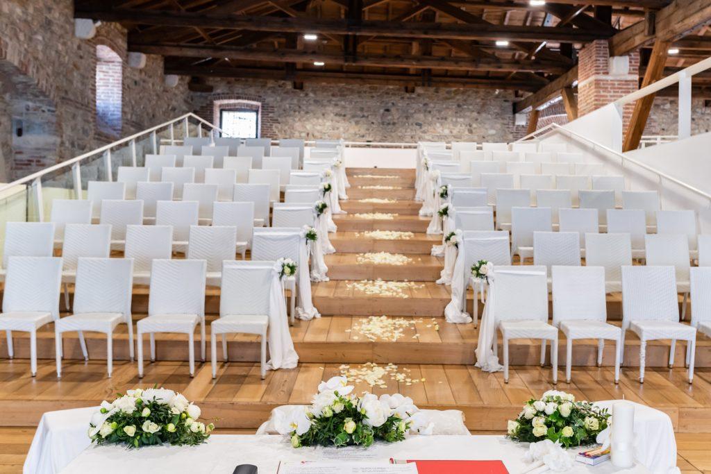 Dogana Veneta Marriage with a civil ceremony lazise garda lake