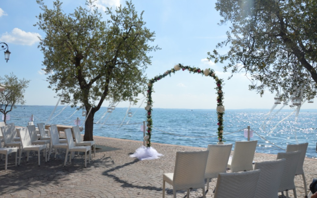 Marriage with a civil ceremony